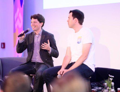 Startupland Meetup mit Georg Hauer von N26