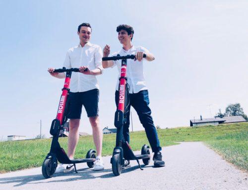 Holmi: E-Scooter zum Ausleihen rollen nun auch in Vorarlberg