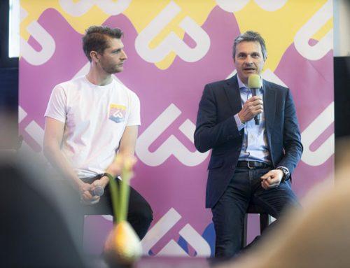 Immer innovativ bleiben – Startupland Frühstück mit Jürgen Rauch