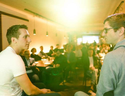 Wollten zeigen, dass es funktioniert – Startupland Frühstück März mit David Schmidmayr