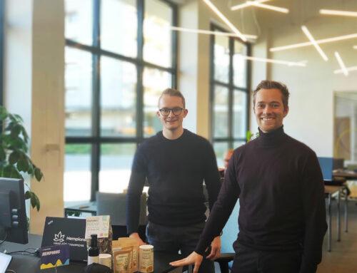 Food-Startup Hempions auf Wachstumskurs mit Unterstützung der Außenwirtschaft Austria